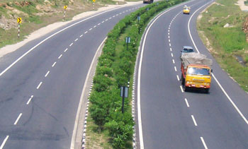 Indian National Highway Chittode Junction